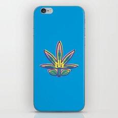 Super Weed iPhone & iPod Skin