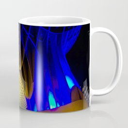 Seville Mushrooms at Night Coffee Mug