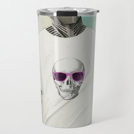 Street Style Robot #1 Travel Mug