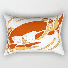 DAB CRAB T-SHIRT Rectangular Pillow