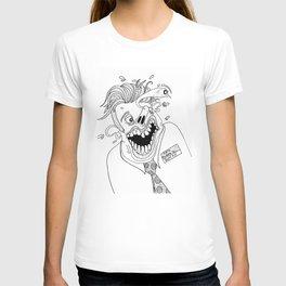 Bunky the Salesman T-shirt