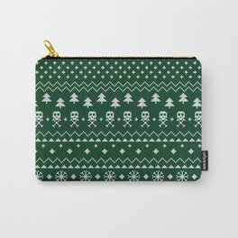 Christmas Sweater Carry-All Pouch