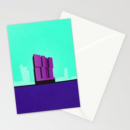 De Rotterdam Koolhaas Architecture Stationery Cards