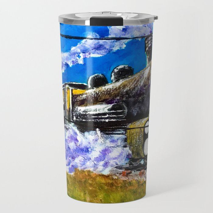 Midnight Crossing Travel Mug