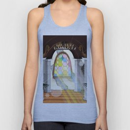 Christian Church Unisex Tank Top