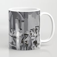degas Mugs featuring Degas Master Study by Mallory Pearson