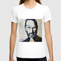 steve jobs T-shirts featuring Steve Jobs by Phil Fung