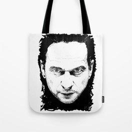 Depeche Mode's Dave Gahan Tote Bag