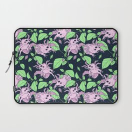 Cosmic Axolotl Laptop Sleeve