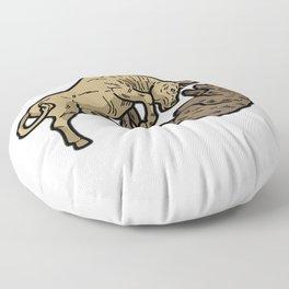 STOCK EXCHANGE Bull Bear Broker Shares Gift Floor Pillow