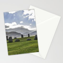 Castlerigg Stone Circle. Stationery Cards