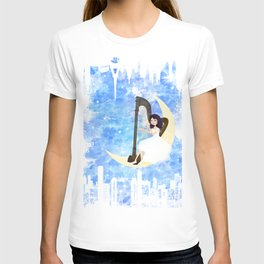 Harp girl 5: Connection T-shirt