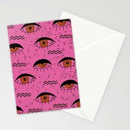 Eyesz III Stationery Cards