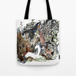 The Glass Menagerie Tote Bag