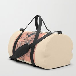 Hibiscus Colors Duffle Bag