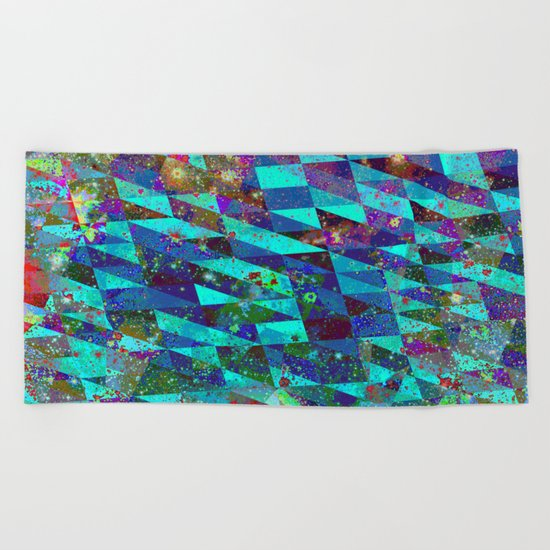 PATTERNISM Beach Towel
