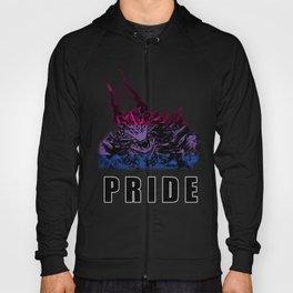 Bisexual Pride Demon Hoody