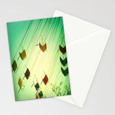 Fly around Stationery Cards