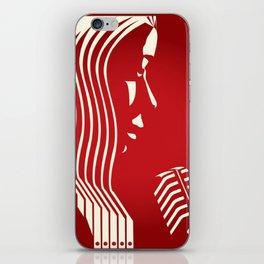 Jazz Trio Vocals (1 of 3) iPhone Skin