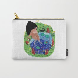 Little lake of happiness Carry-All Pouch