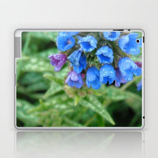 Bluebell Laptop & iPad Skin