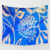 bali Wall Tapestries featuring Bali by Mirabella Market