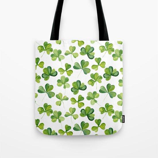 Clover Tote Bag