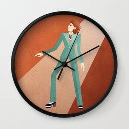 Life on Mars? Wall Clock