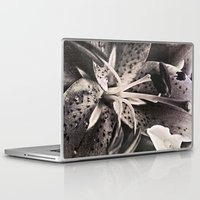 lily Laptop & iPad Skins featuring lily by inourgardentoo