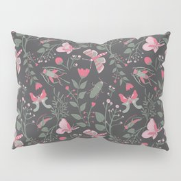 Insects Frolicking in the Night Pillow Sham