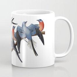 Passenger Pigeons Coffee Mug