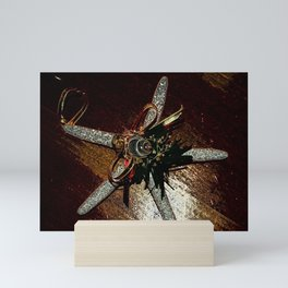 A Christmas Seastar DPPA151225a Mini Art Print