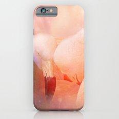 Flamingo Love Slim Case iPhone 6s