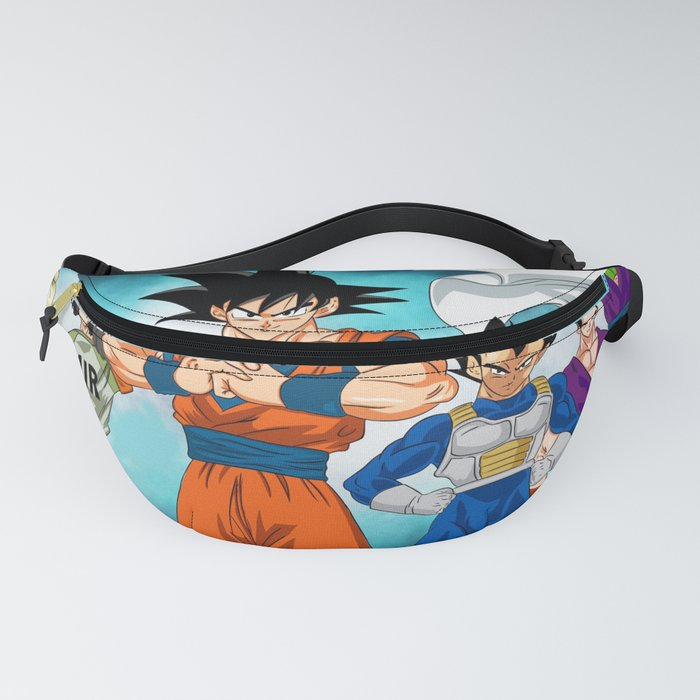 Dragon ball Chracters Fanny Pack