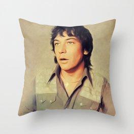 Eric Burdon, The Animals Throw Pillow