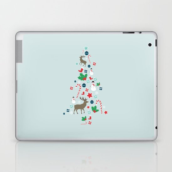 O Christmas Tree Laptop & iPad Skin