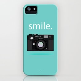 Leica CL iPhone Case