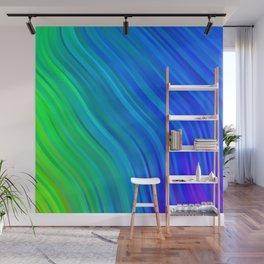 stripes wave pattern 1 stdv Wall Mural