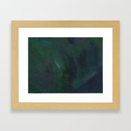 297 - Always Unwelcome Framed Art Print