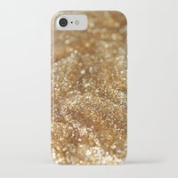 glitter iPhone & iPod Cases featuring Glitter by Ellie Rose Flynn