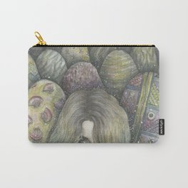 Self as a Human Being  Carry-All Pouch