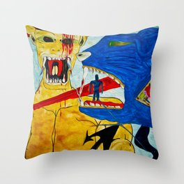 The Revelation Throw Pillow