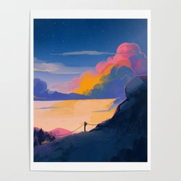 End of Day Poster