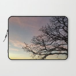 Subtle savanna sunset - Pheasant Branch Conservancy Laptop Sleeve