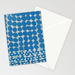 Dot and Dash Stationery Cards