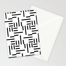 Kemper Black & White Stationery Cards