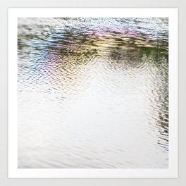 Rainbow H20 Art Print