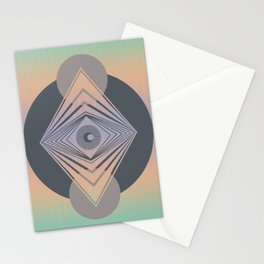 HYPER LIGHT, HYPNOTEYEZ Stationery Cards