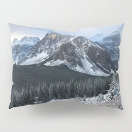 Snow-Capped Pillow Sham
