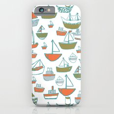 Hey Little Boat iPhone 6s Slim Case